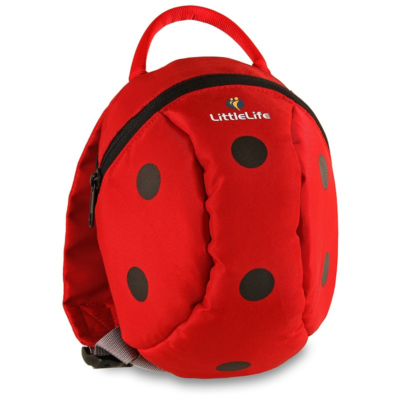 LITTLELIFE - Toddler's Animal Rucksack - Ladybird
