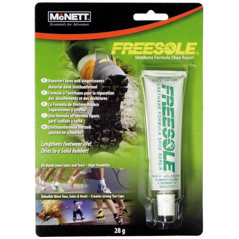 McNett Freesole Footwear Repair
