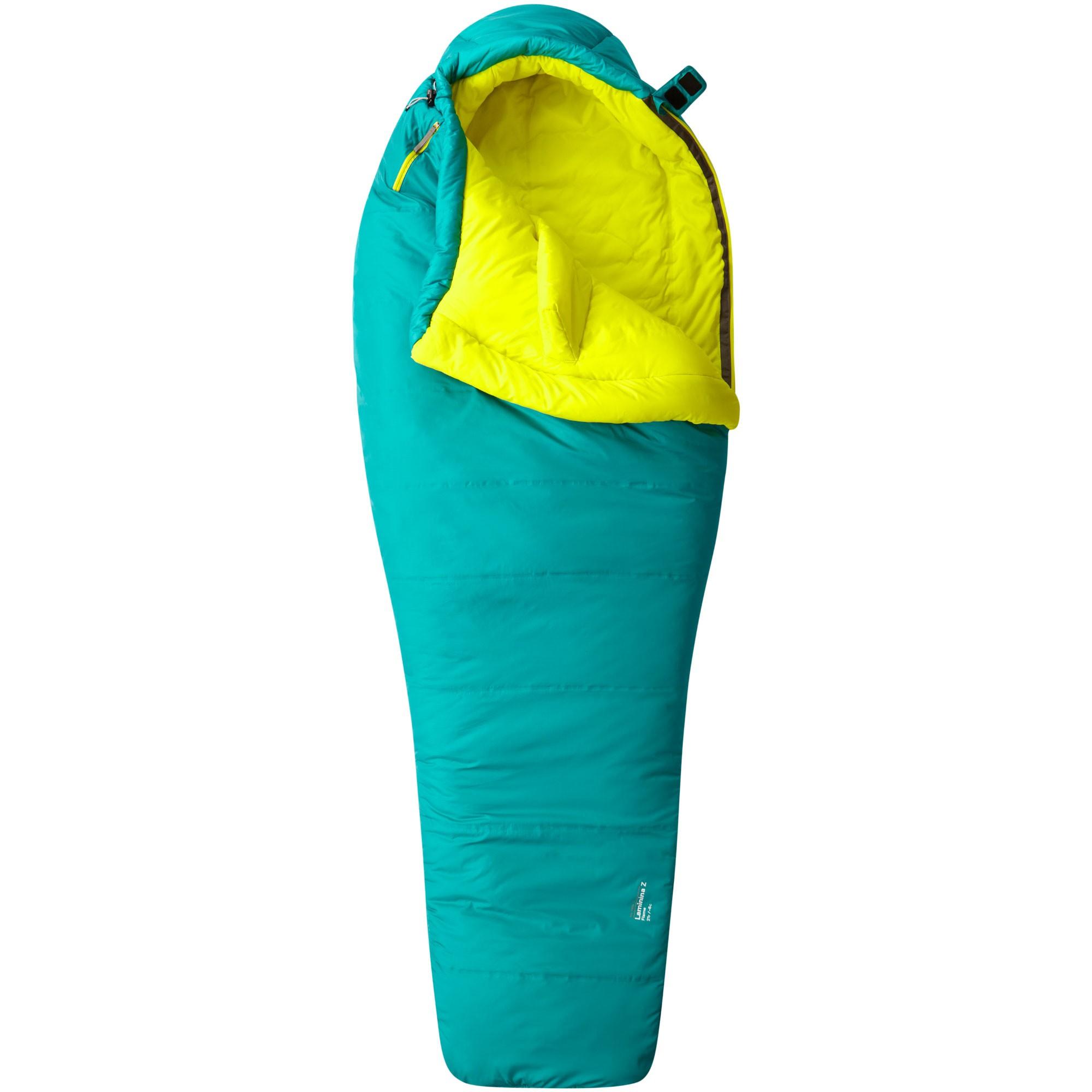 Mountain Hardwear Laminina Z Flame Women's Synthetic Insulated Sleeping Bag - Emerald