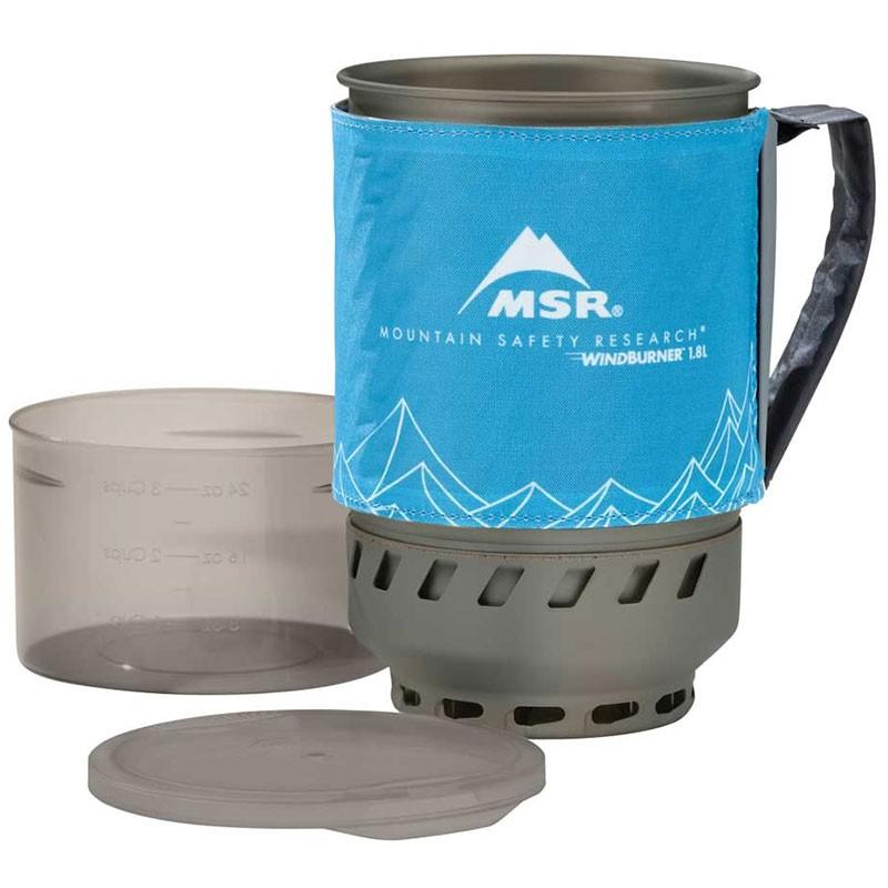 MSR WindBurner Accessory Pot Blue