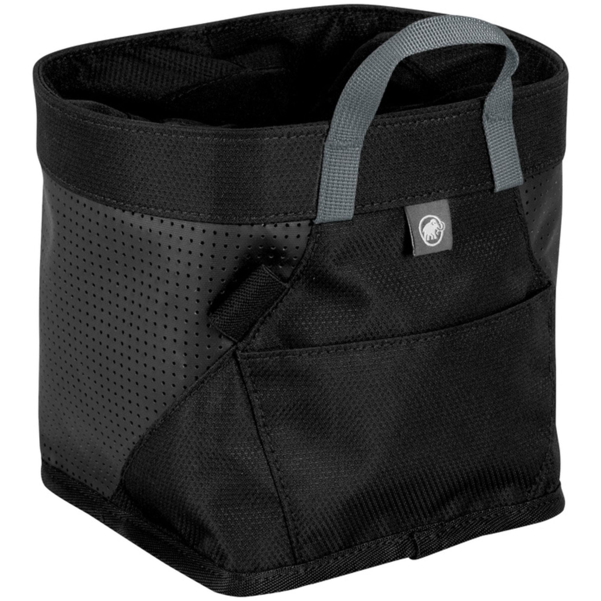 Mammut Stitch Boulder Chalk Bag - Black