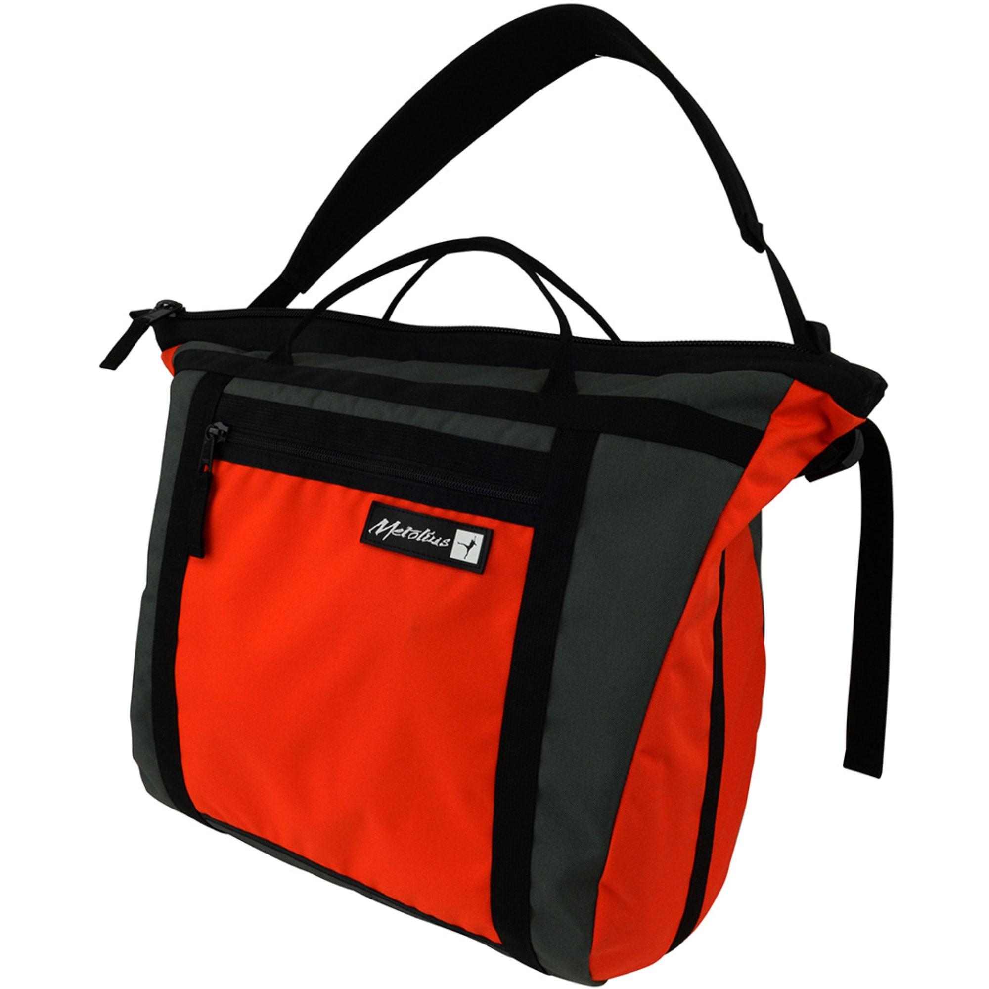 Metolius Gym Bag Orange-Grey