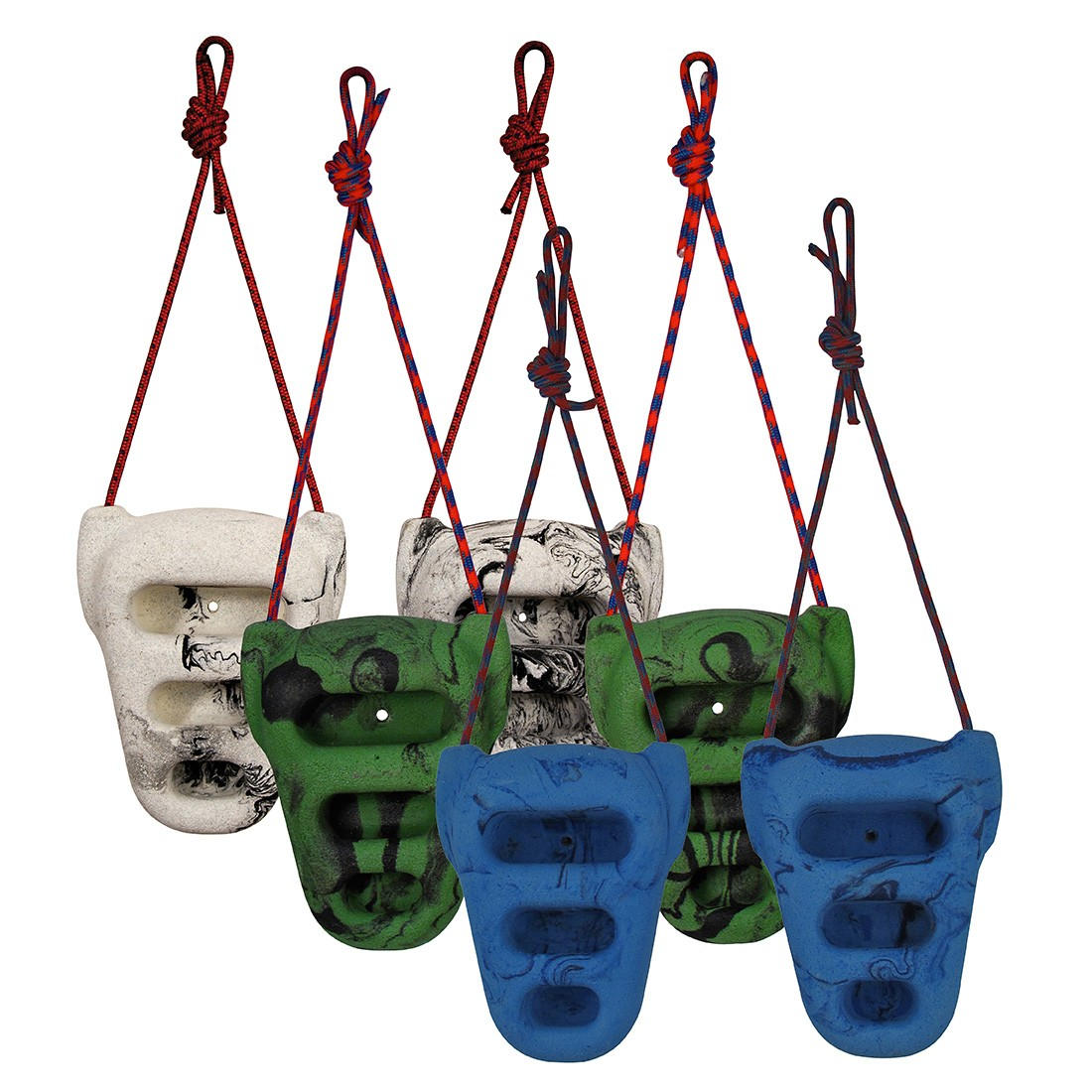 Metolius Rock Rings 3D - Climbing training holds