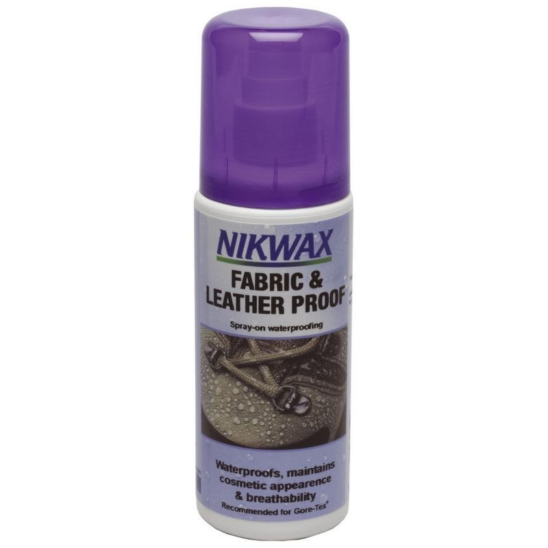 Nikwax Fabric & Leather Proof Spray on