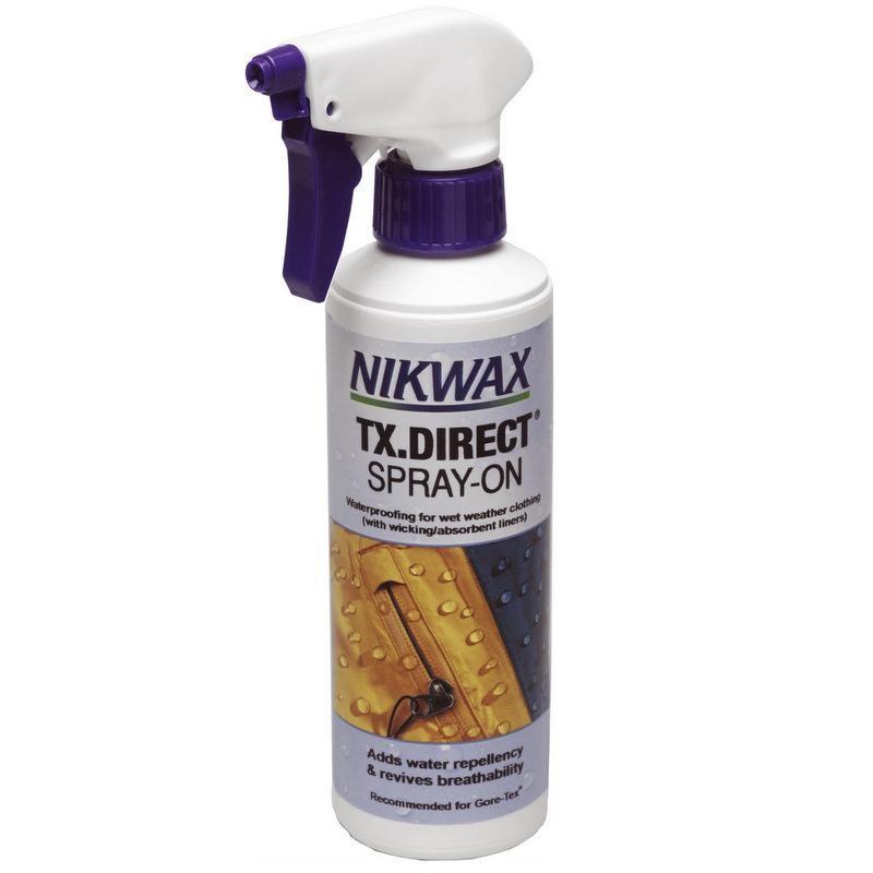 Nikwax TX.Direct Spray-On Waterproofing