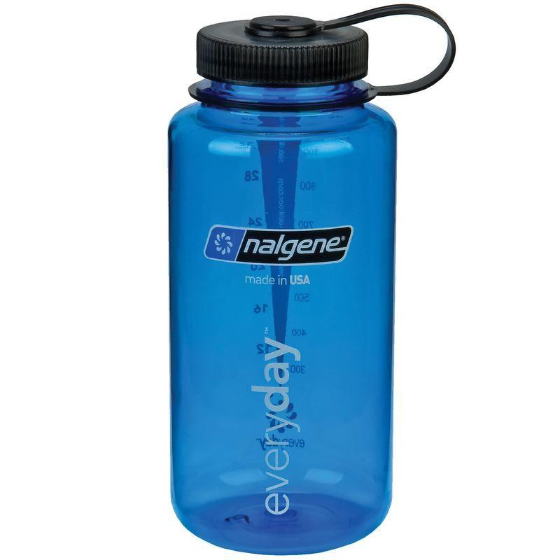 NALGENE - Wide Mouth Bottle - Blue