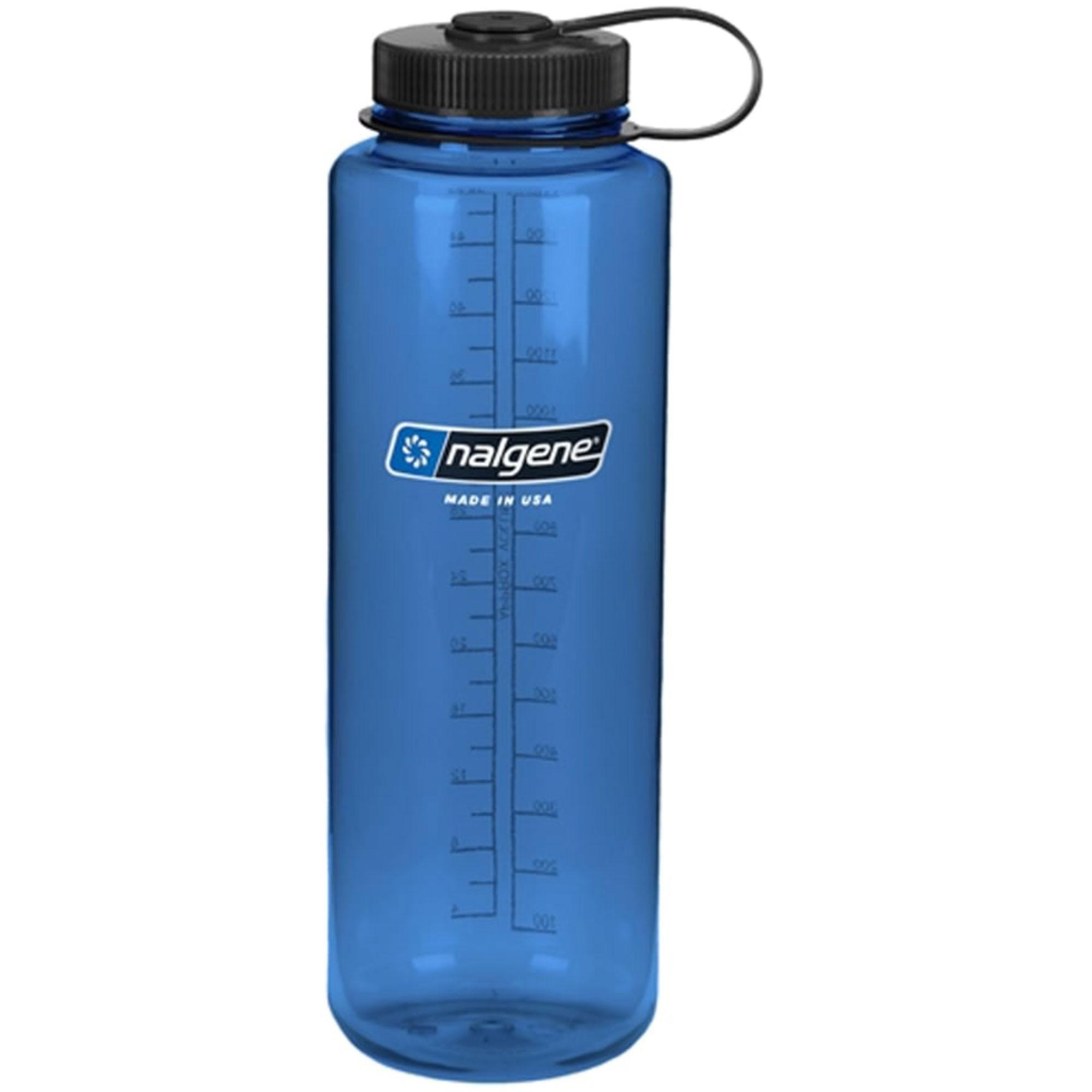 Nalgene 1.5L Silo Widemouth Bottle - Tritan - Slate Blue