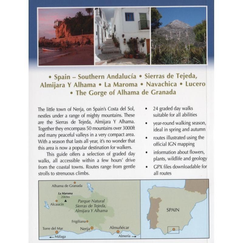 The Mountains of Nerja: Sierras de Tejeda & Almijara Y Alhama