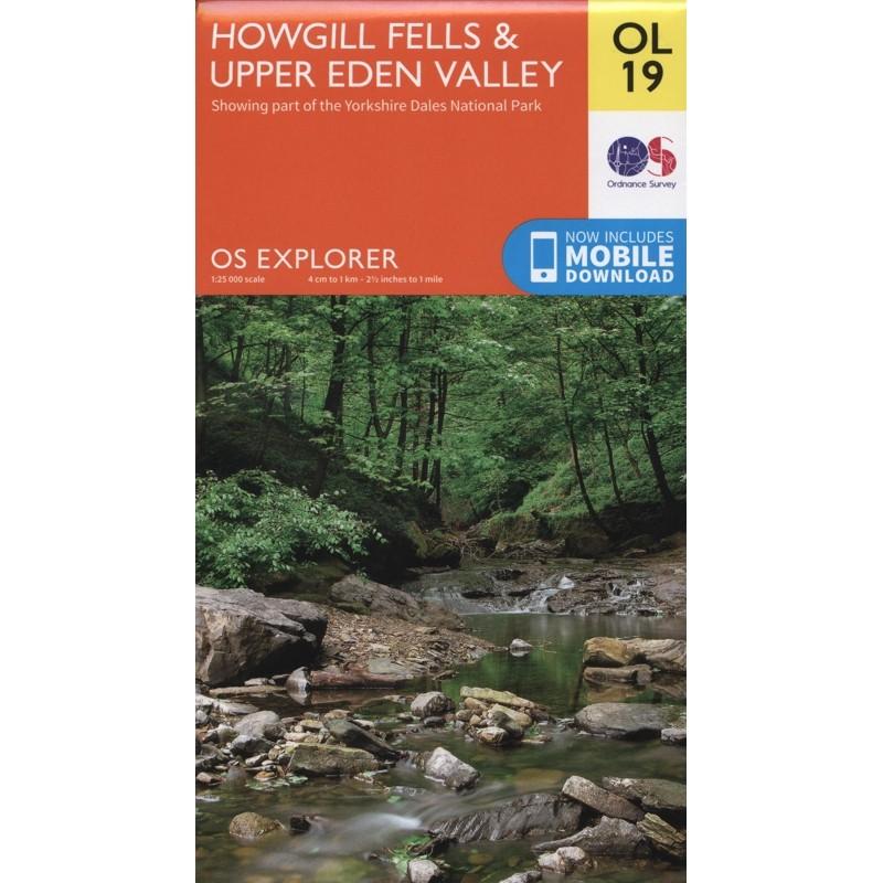 OL19 Howgill Fells & Upper Eden Valley