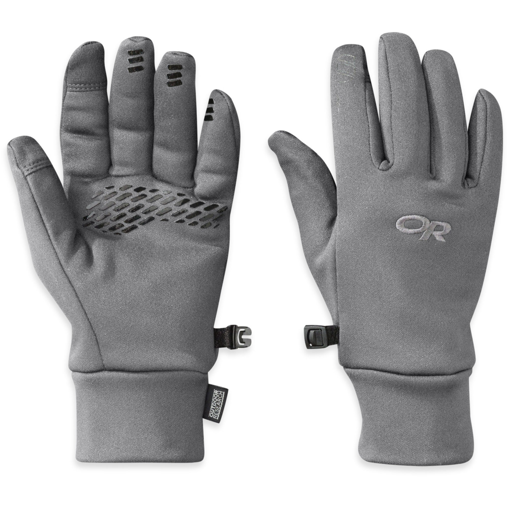 OUTDOOR RESEARCH - Women's PL400 Sensor Gloves - Charcoal Heather