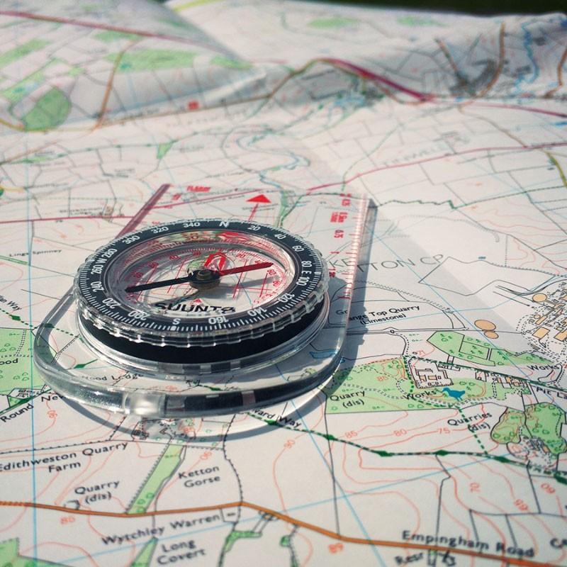 Ordnance Survey OS 15 Compass