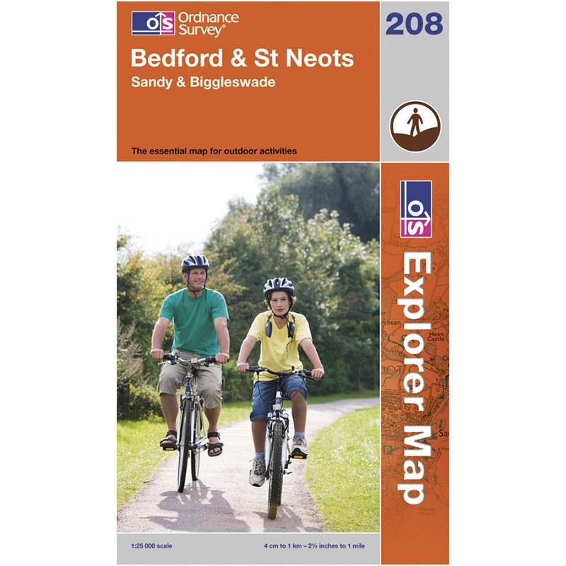 EXP208 Bedford & St Neots: Sandy & Biggleswade