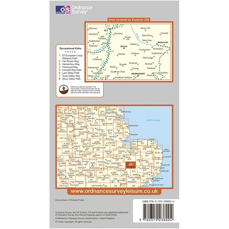 EXP226 Ely & Newmarket: Mildenhall & Soham