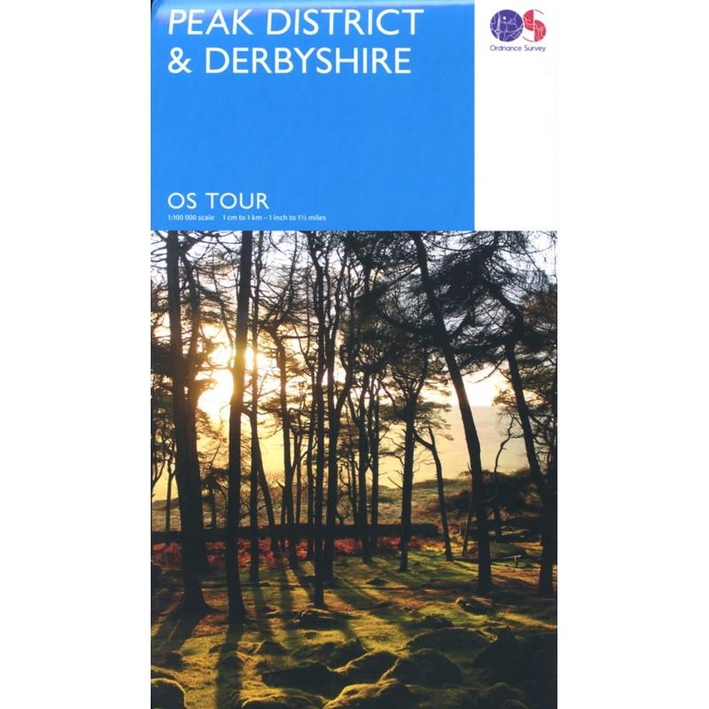 OS Tour: Peak District & Derbyshire