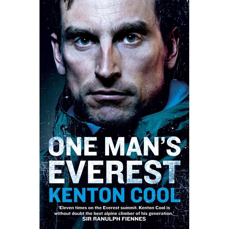One Mans Everest SIGNED