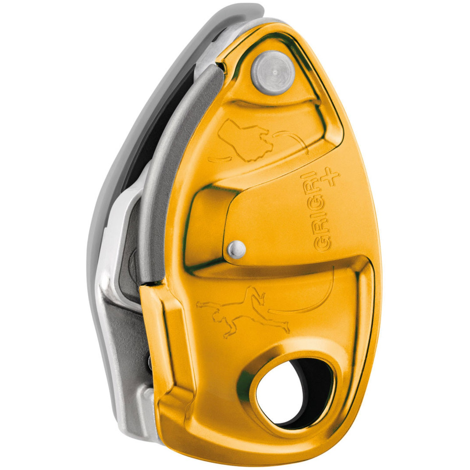 PETZL - GRIGRI+ Assisted Braking Belay Device