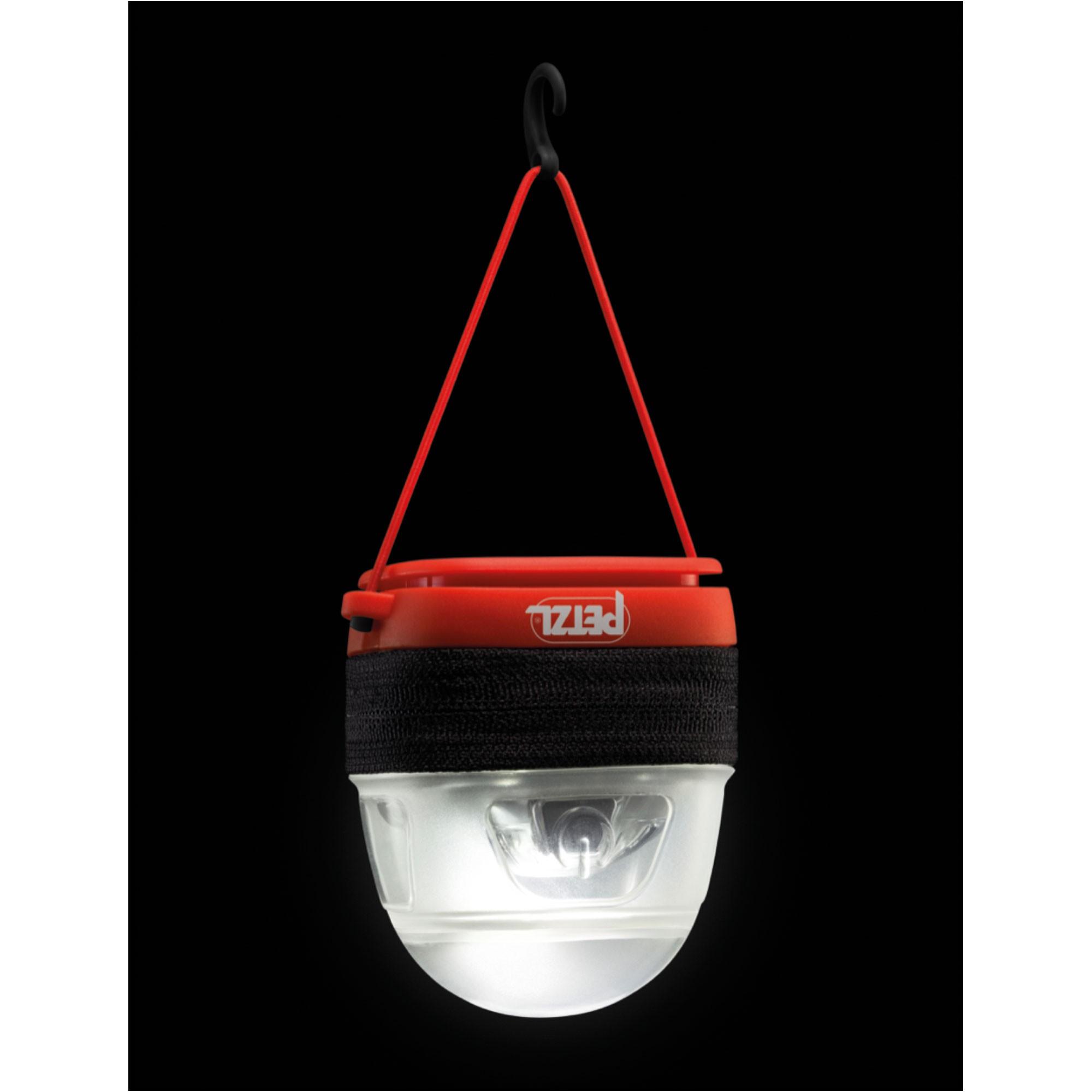 Petzl Noctilight Red/Black