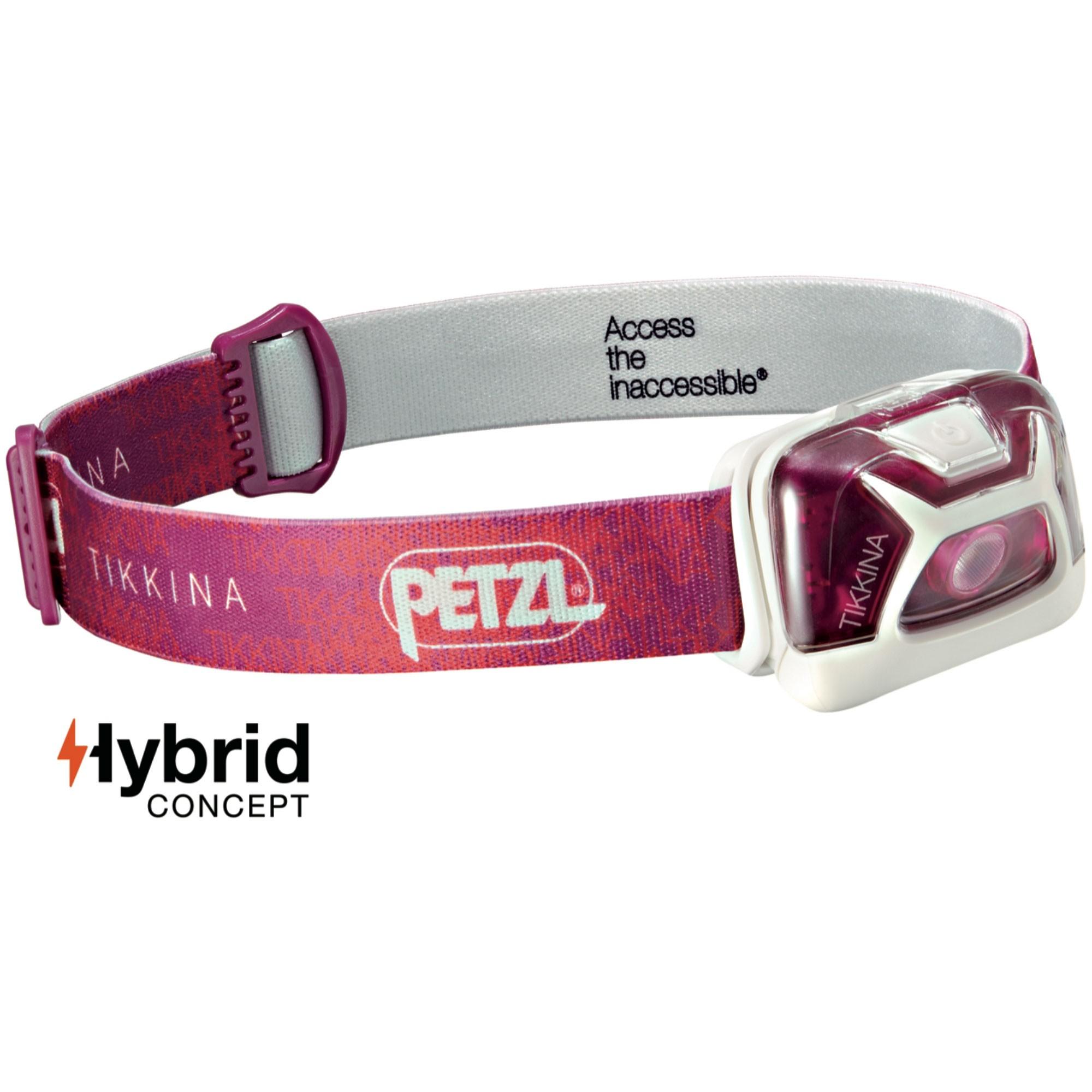 PETZL - Tikkina Headtorch - Pink