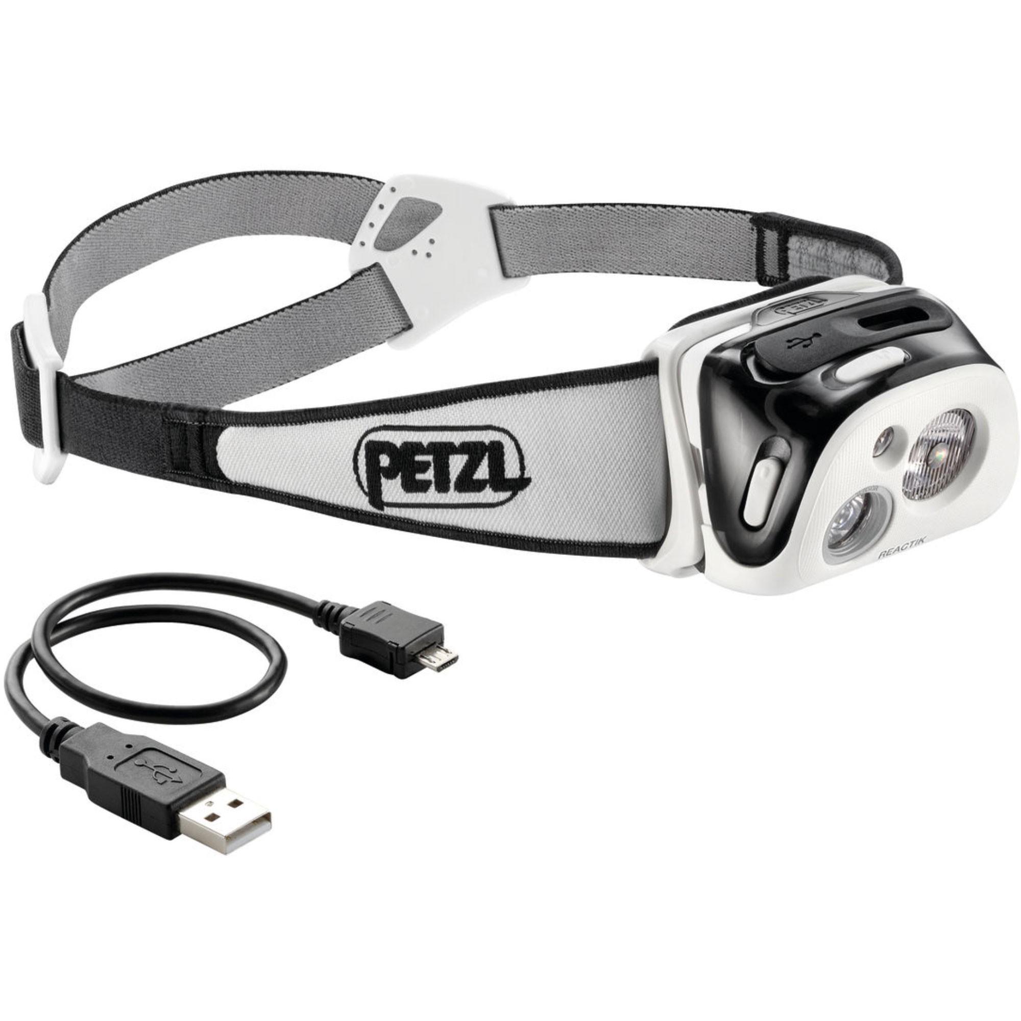 PETZL - Reactik Headtorch