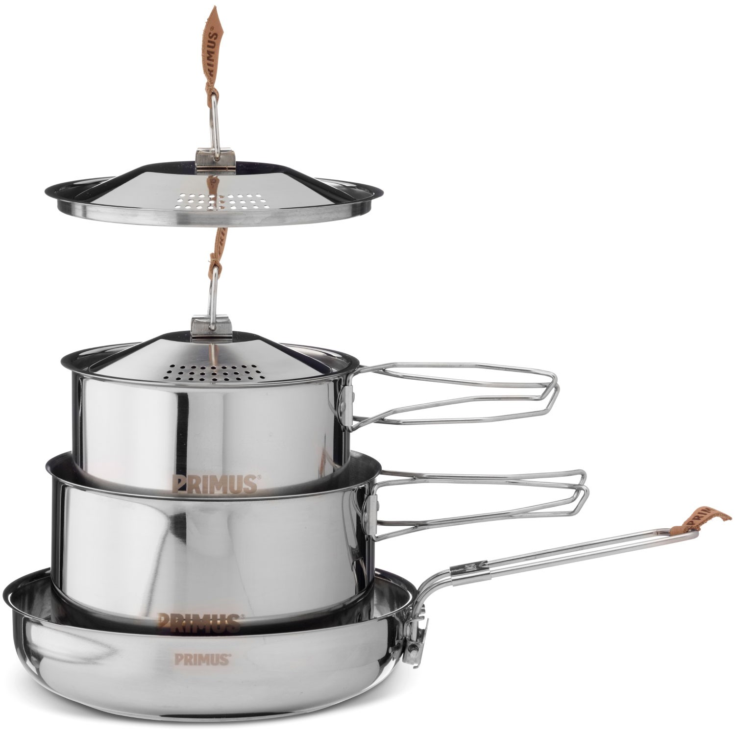 Primus Campfire Stainless Steel Cookset - Small