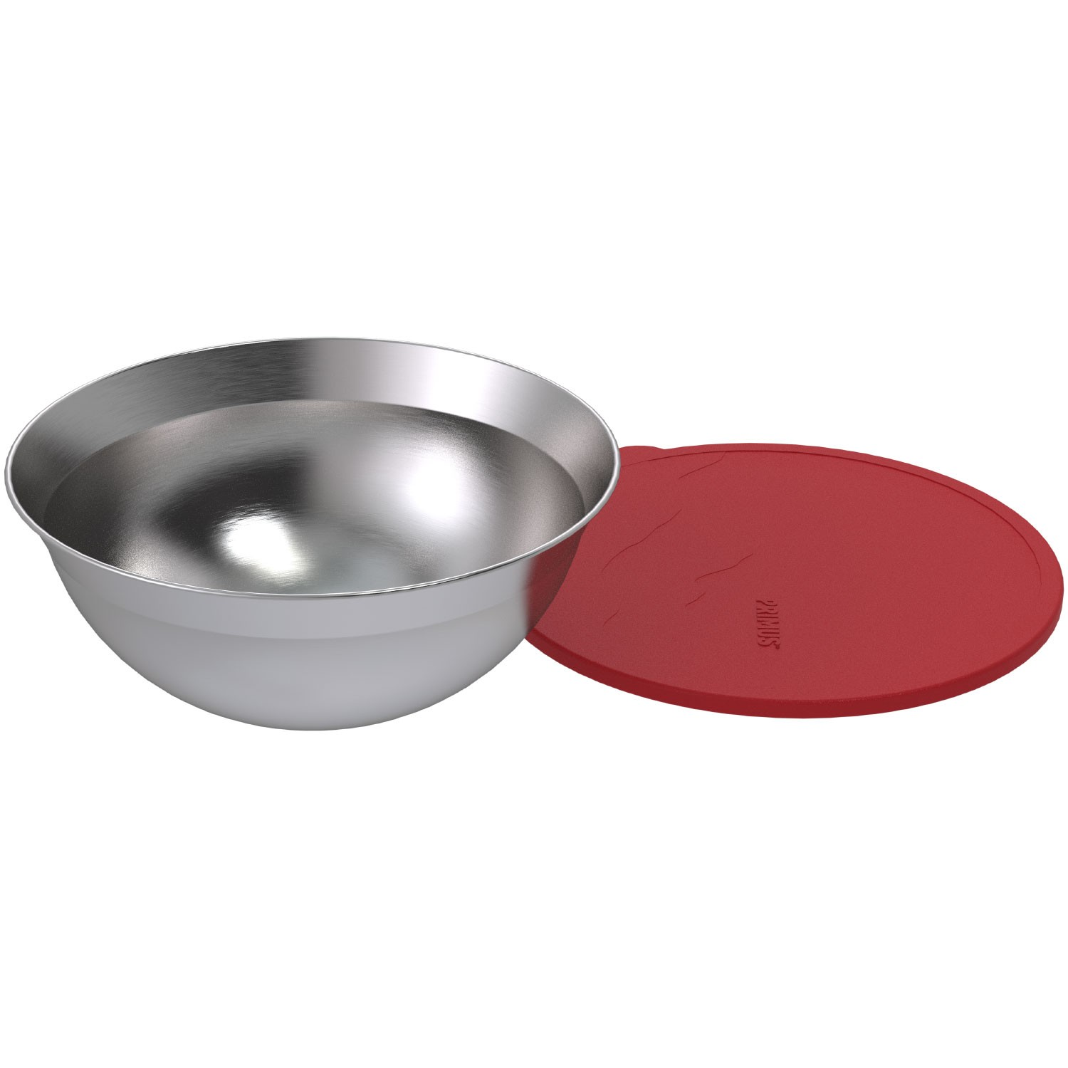 Primus Stainless Steel Campfire Bowl with Silicon Lid