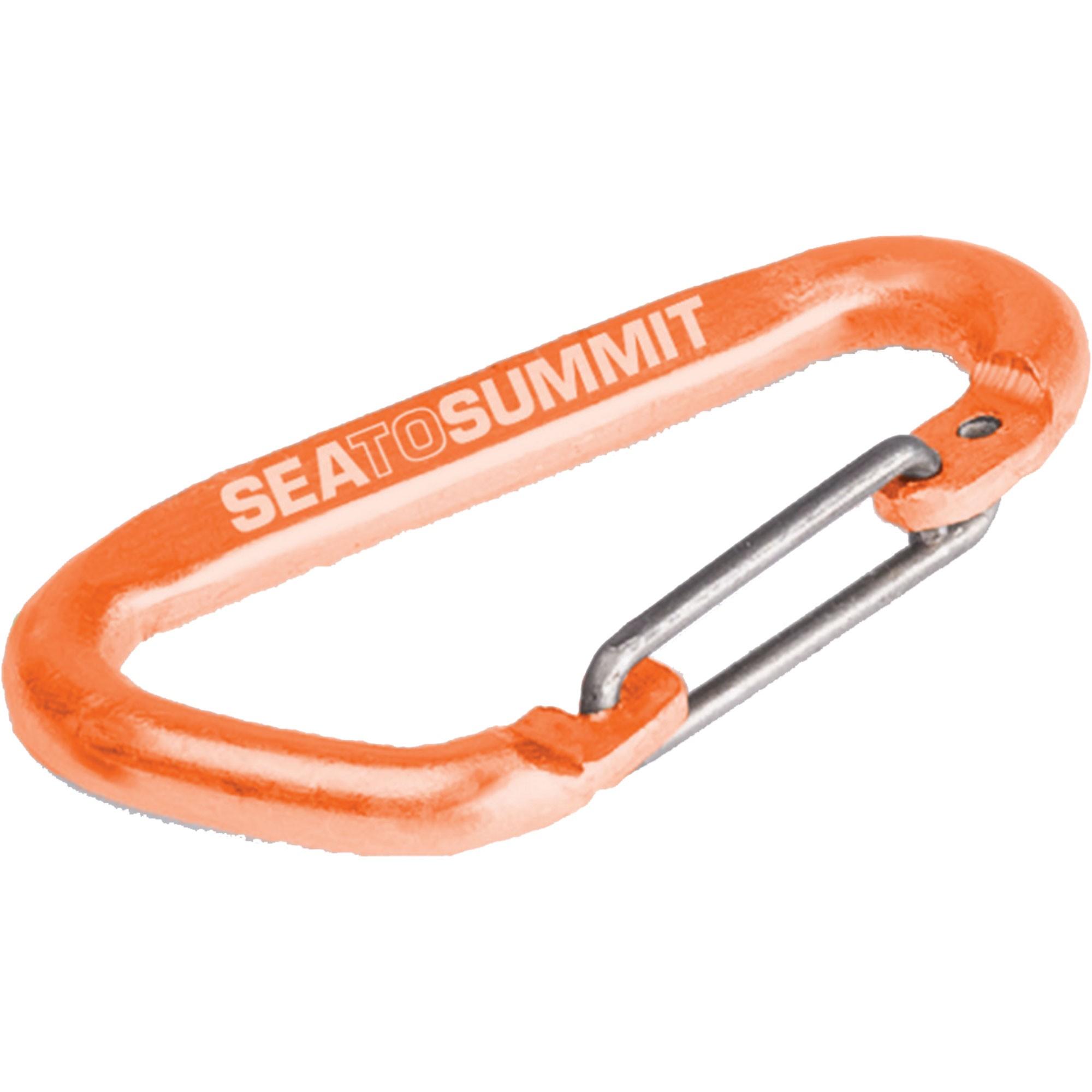 Sea to Summit Accessory Carabiner Set 3pcs