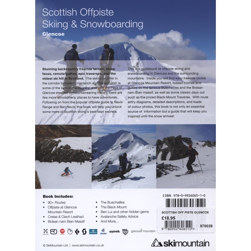 Scottish Offpiste Skiing & Snowboarding: Glencoe by SkiMountain