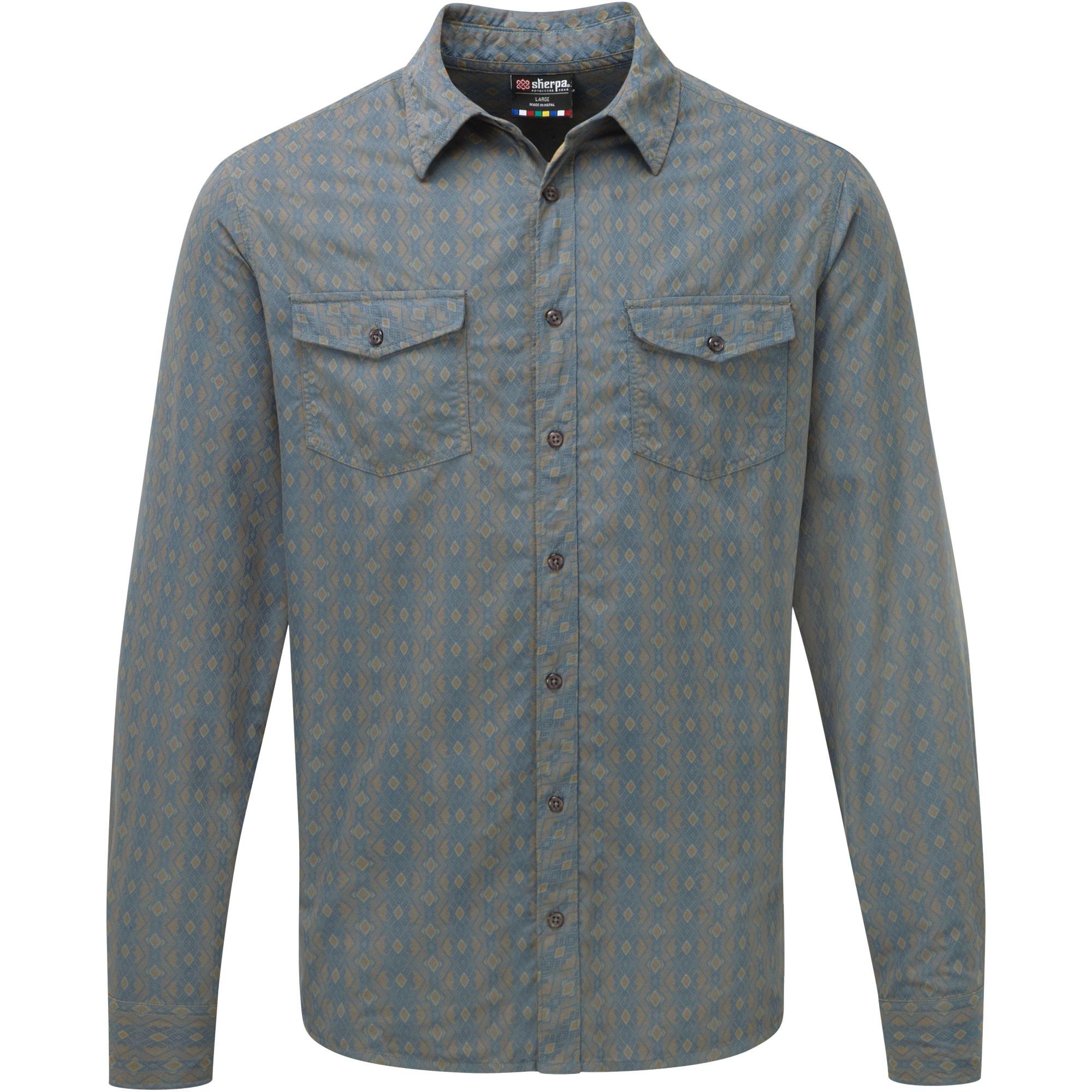SHERPA - Surya Long Sleeve Shirt