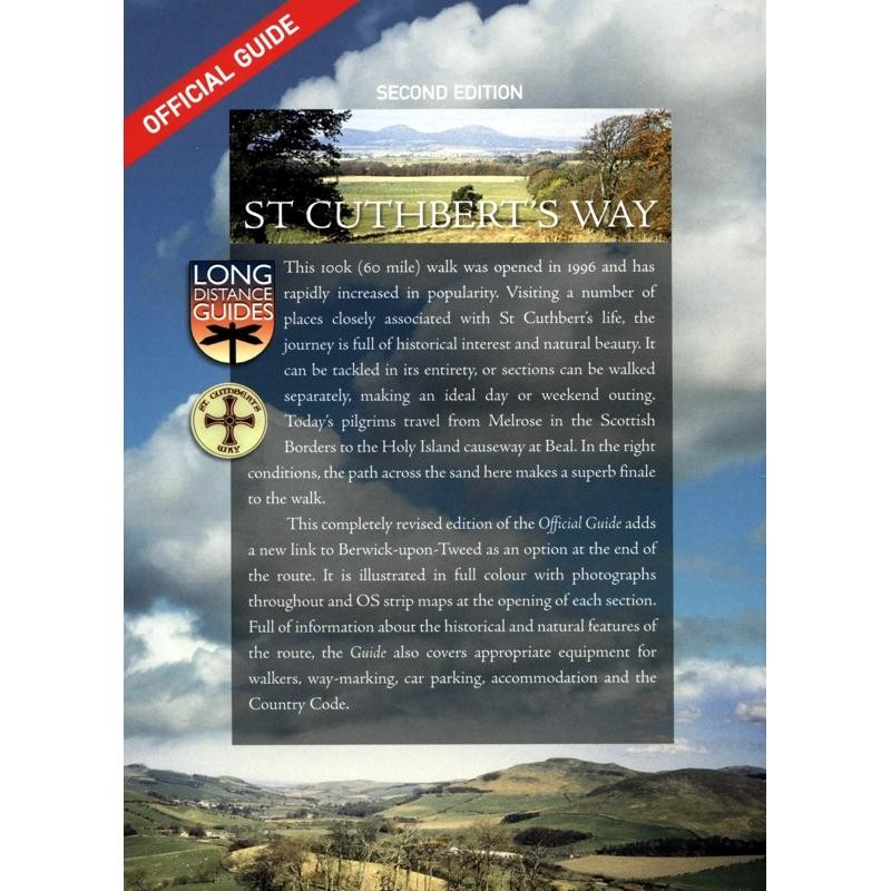 St Cuthberts Way: Official Guide