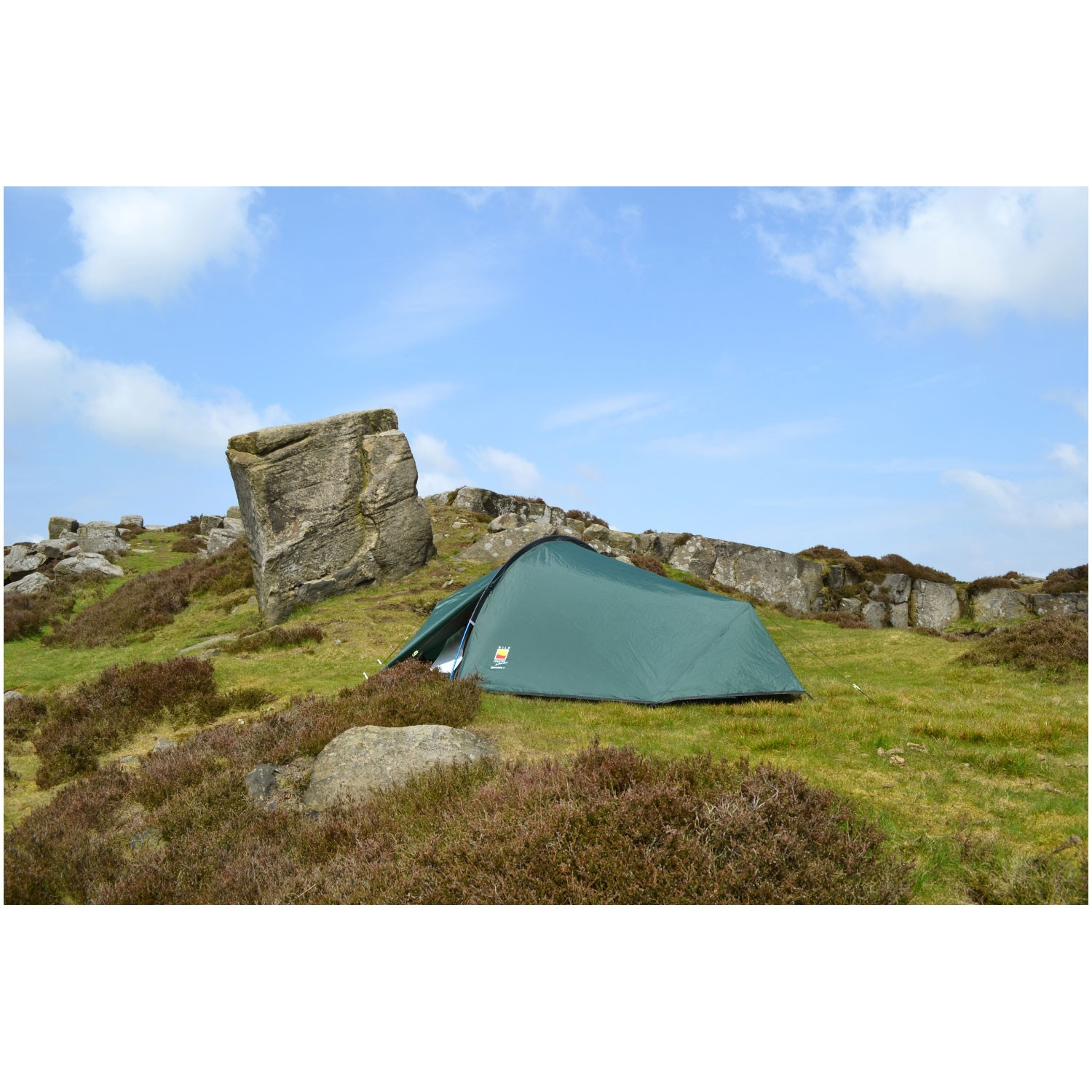 Wild Country Zephyros 2 Lightweight Backpacking Tent