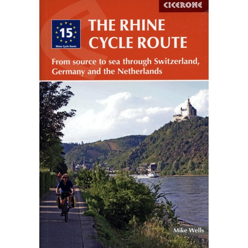 The Rhine Cycle Route by Cicerone