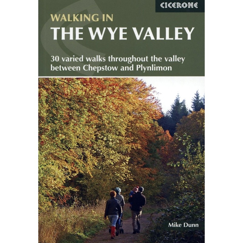 Walking in the Wye Valley by Cicerone