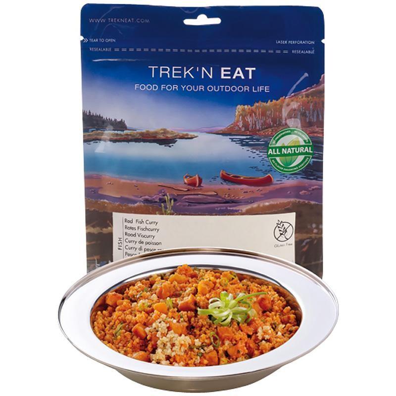 Trek N Eat Trek-N-Eat Red Fish Curry (Gluten Free)