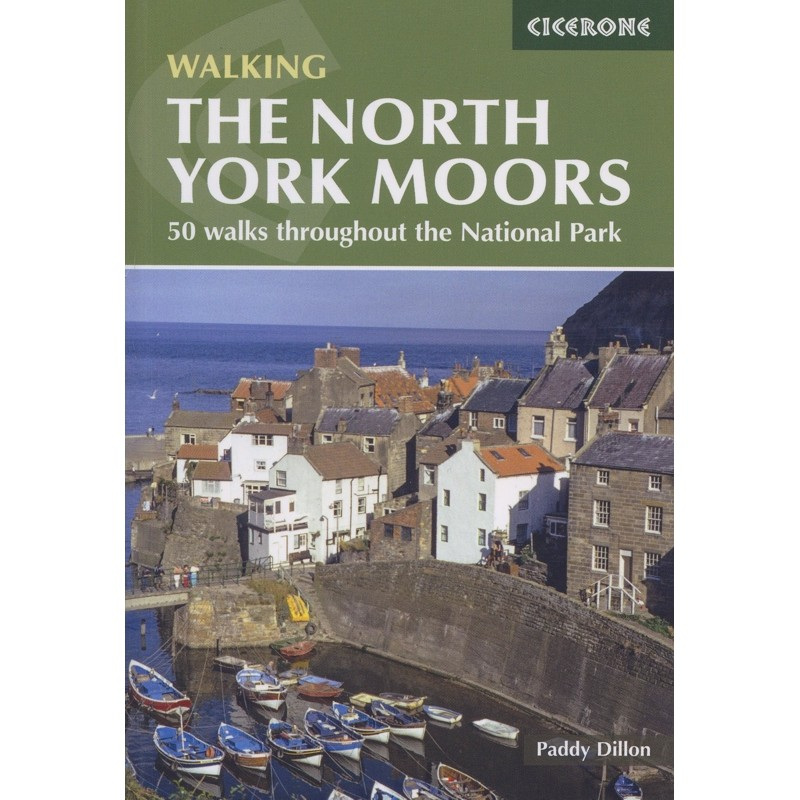 Walking The North York Moors: 50 walks throughout the National Park by Cicerone