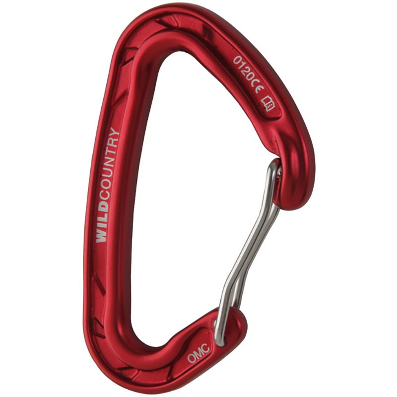 The Wild Country Astro Karabiner 5-Pack