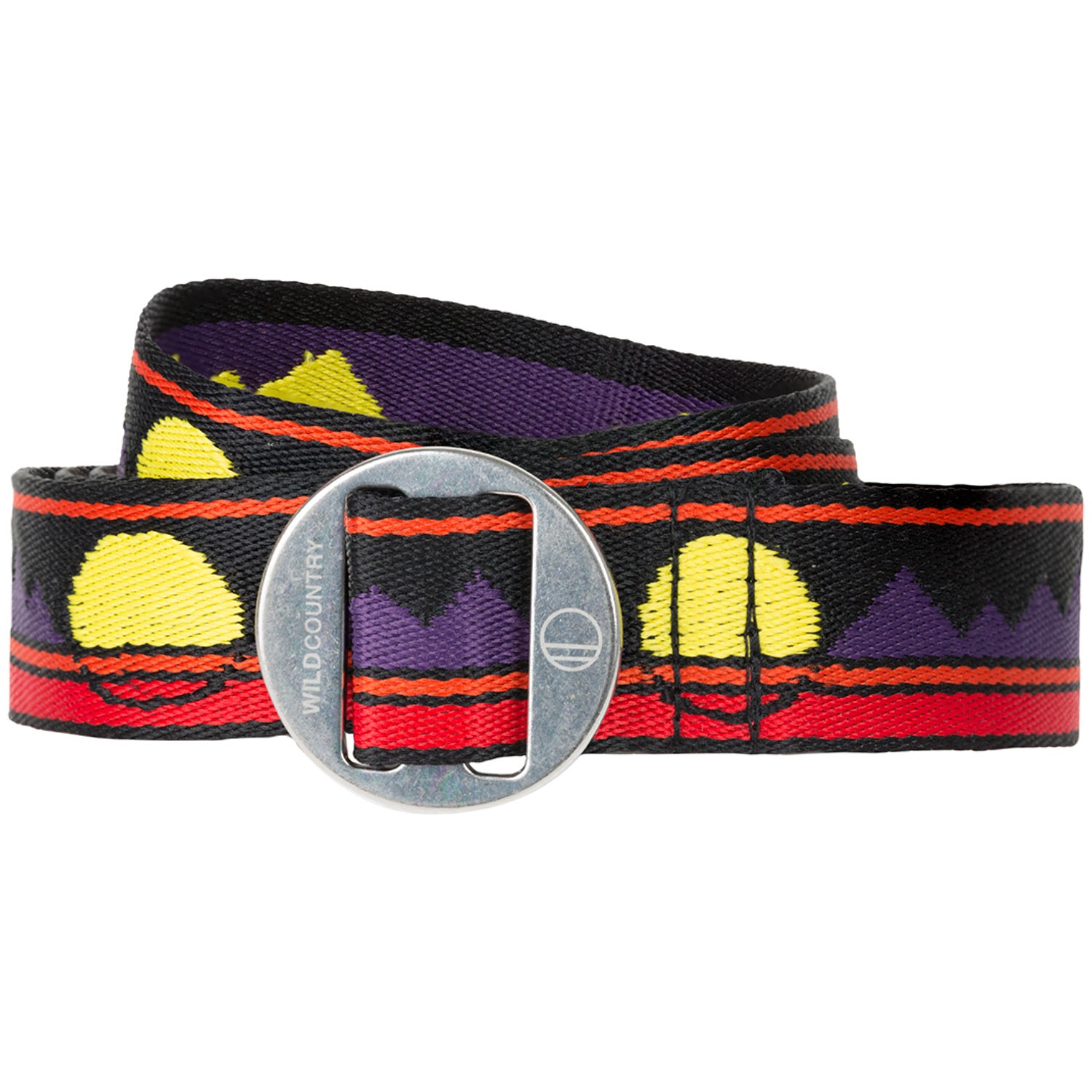 Wild Country Sunrise Belt - Black Out/Mountains