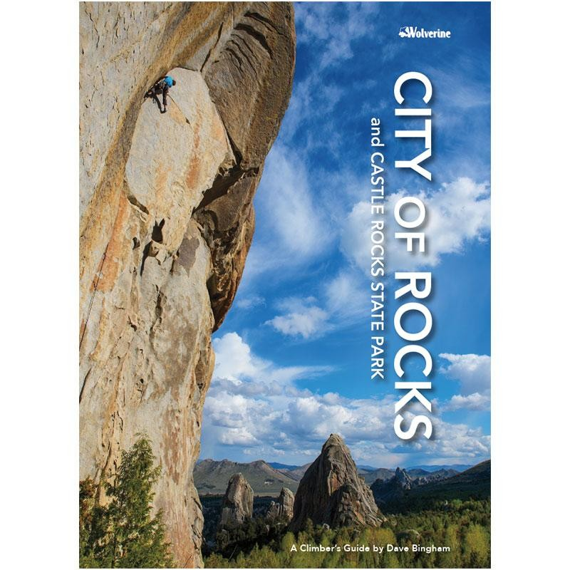 City of Rocks and Castle Rocks State Park: a climber's guide
