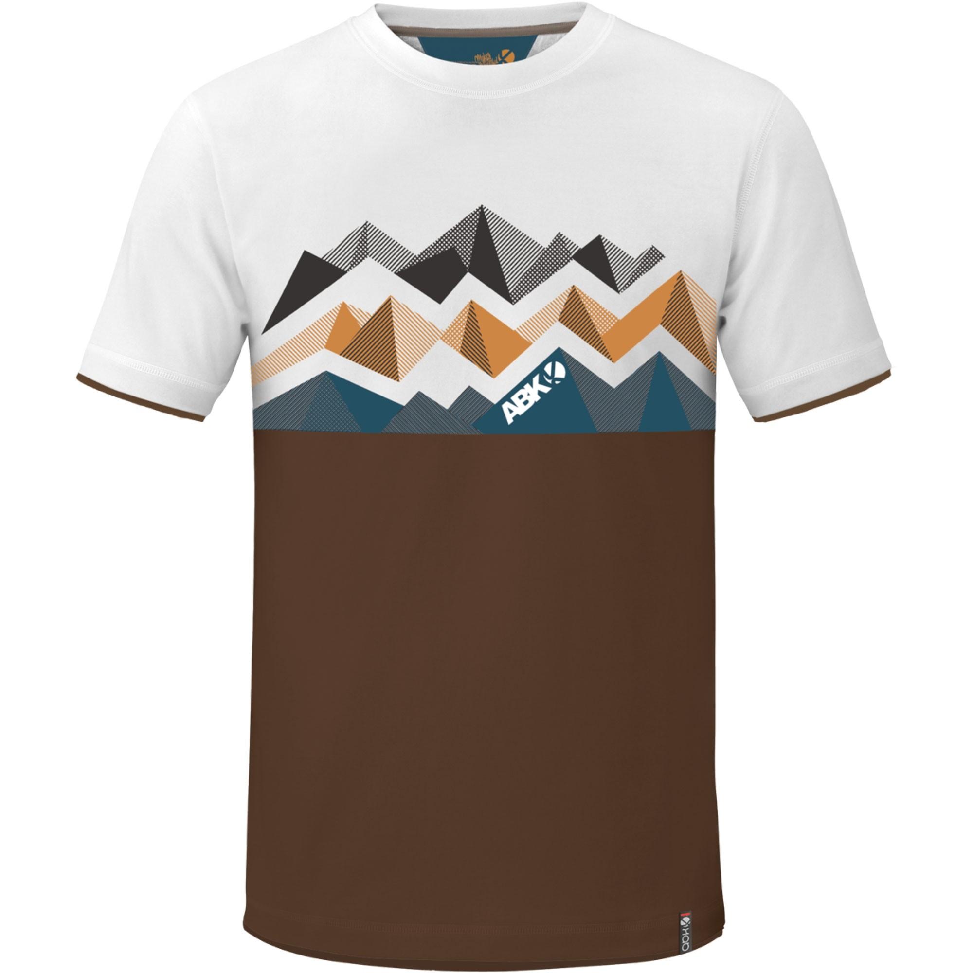 ABK-Rockies-Crag-Tee-M-White-W17