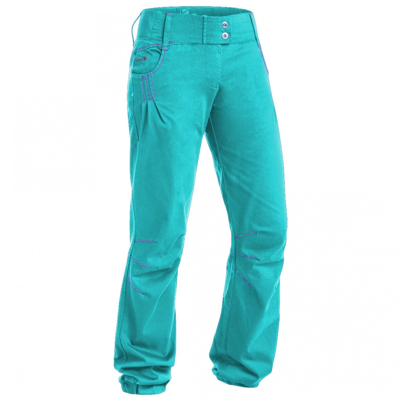 ABK Zora Evo Women's Climbing Trousers - Mosaic Blue
