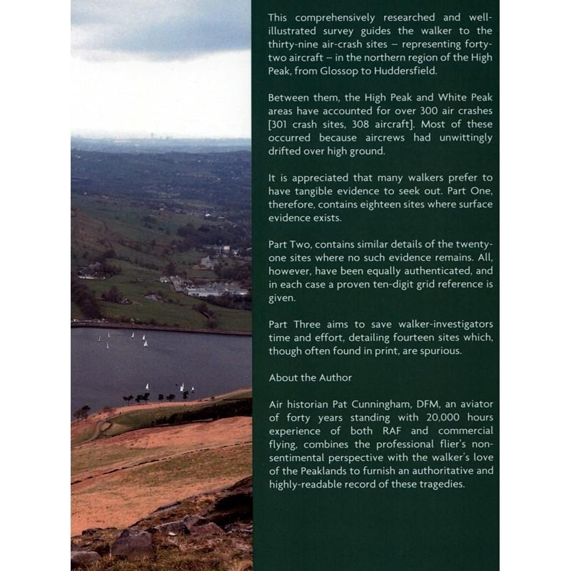 Derbyshires High Peak Air Crash Sites: Northern Region by DB Publishing