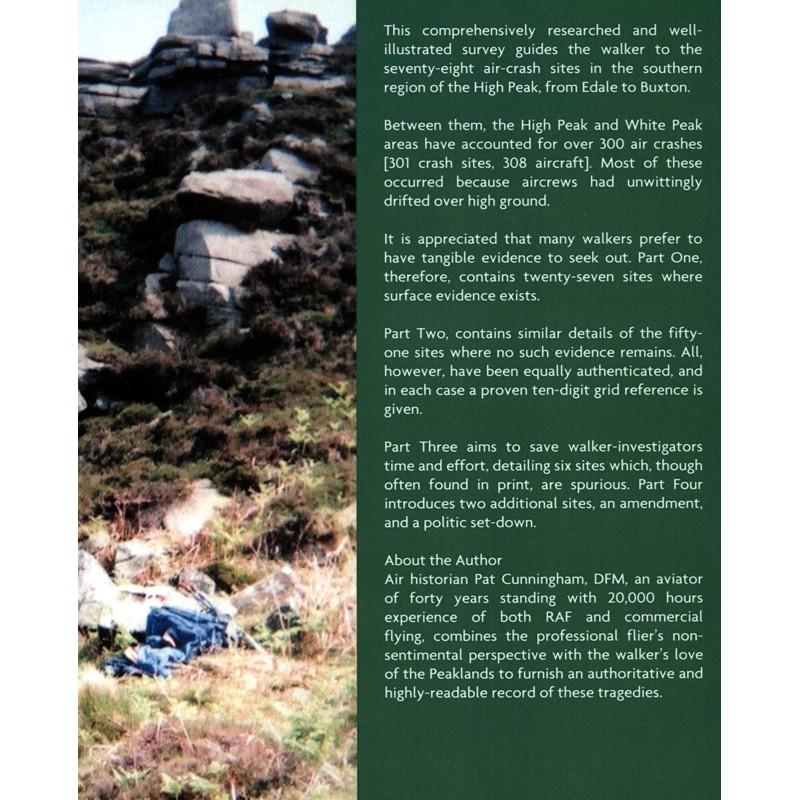 Derbyshires High Peak Air Crash Sites: Southern Region by DB Publishing