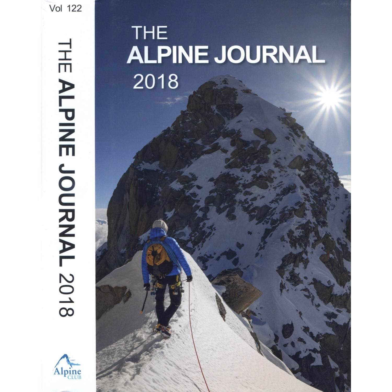 The Alpine Journal 2018: Vol 122