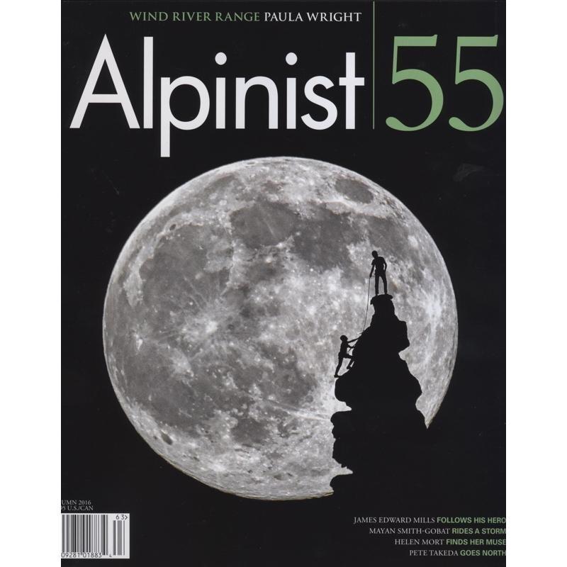 Alpinist 55: Autumn 2016