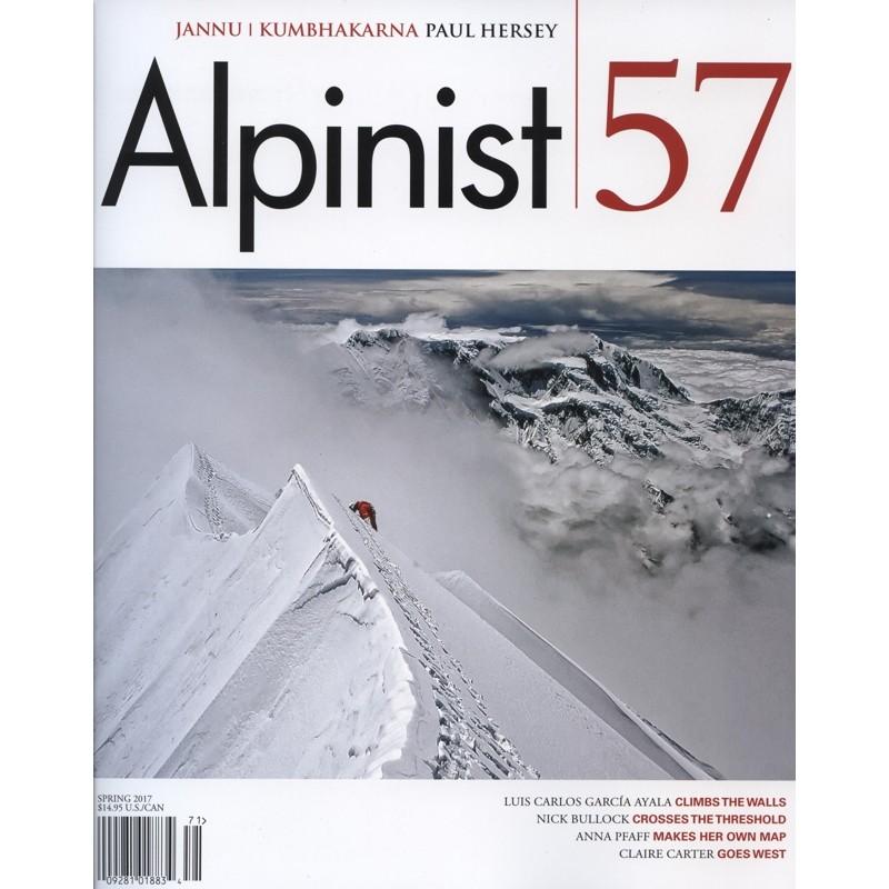 Alpinist 57: Spring 2017