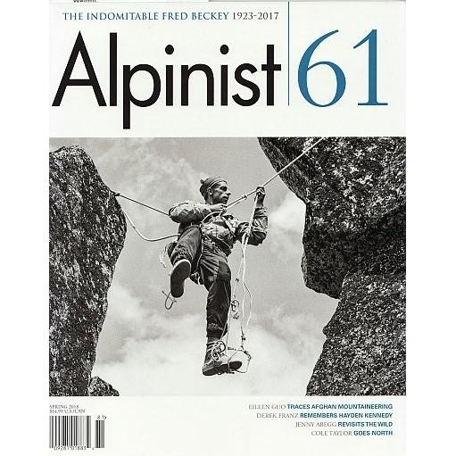 Alpinist 61: Spring 2018