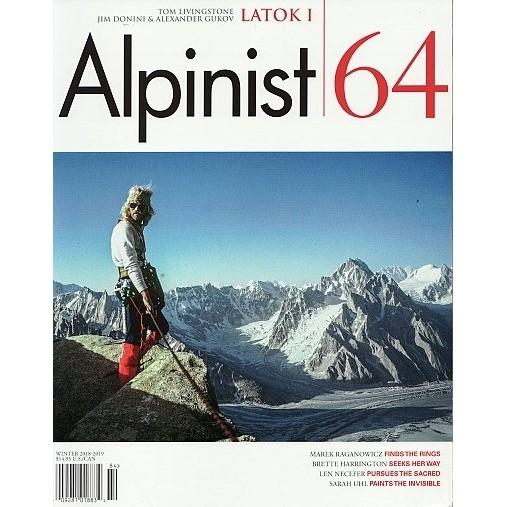 Alpinist 64: Winter 2018-2019