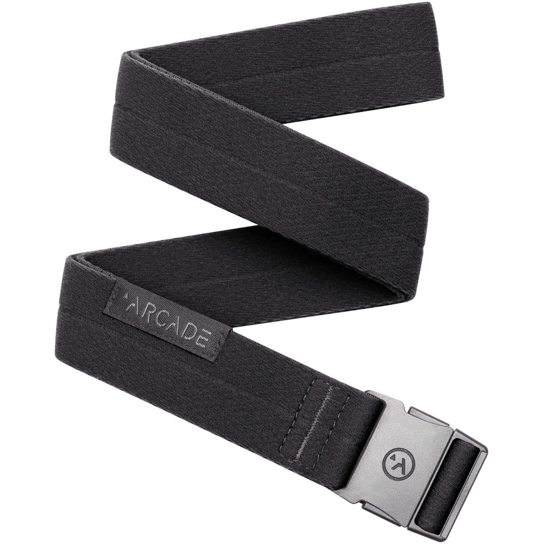 Arcade Midnighter Slim Belt - Blac/Noir