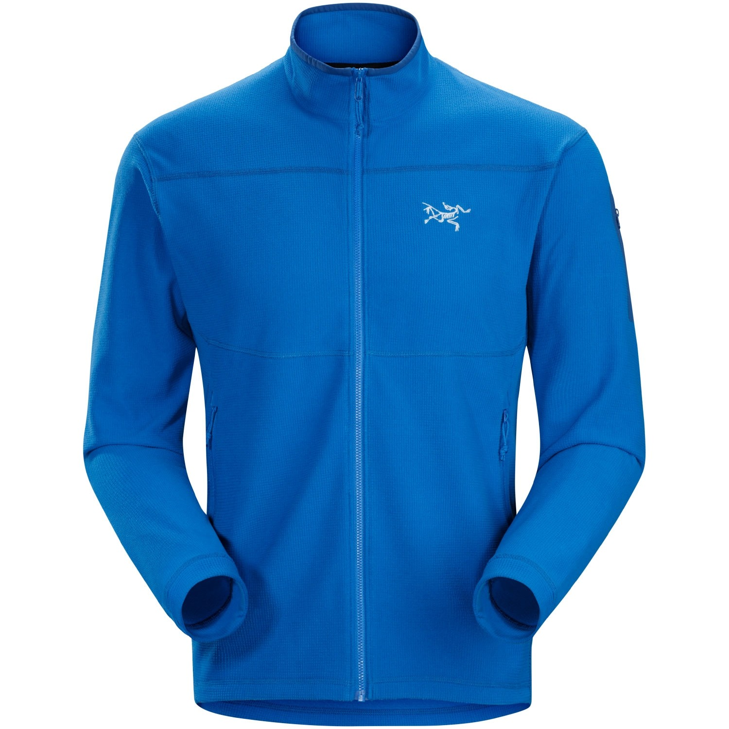 Arc'teryx Delta LT Men's Fleece Jacket - Stellar