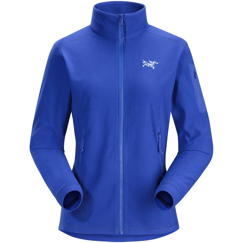 Arc'teryx Delta LT Women's Fleece Jacket - Zaffre