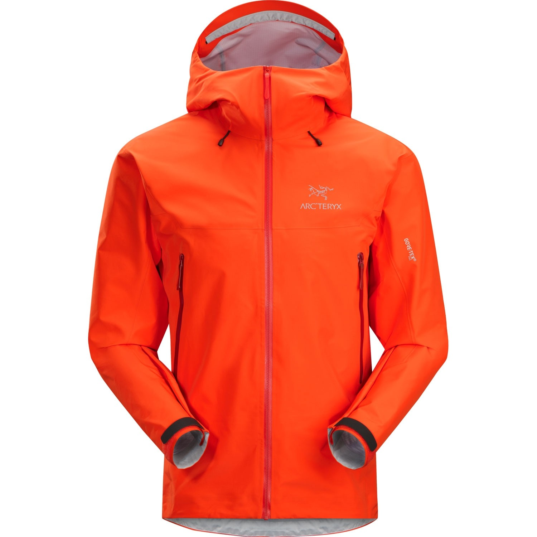 Arc'teryx Beta LT Waterproof Jacket - Flare